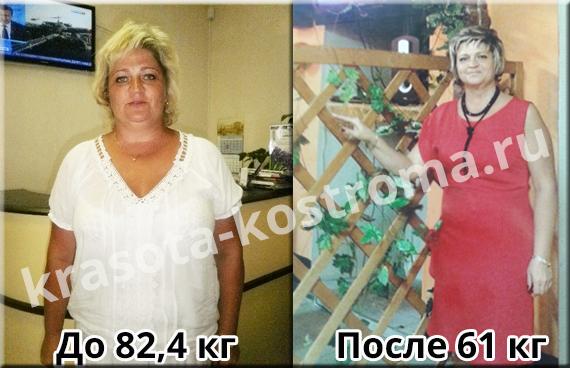 как похудеть в 44 года женщине